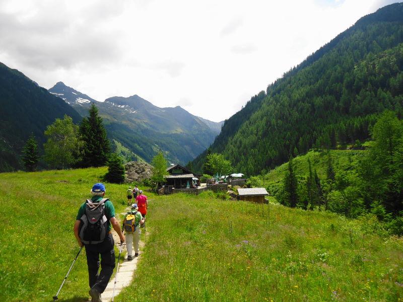 Foto: Günter Siegl / Wandertour / Alpinsteig Höll - Wilde Wasser im Untertal / 12.07.2015 13:49:38