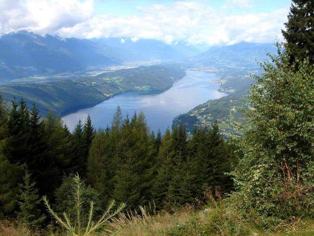 Foto: Manfred Karl / Wander Tour / Mirnock, 2110 m / Millstätter See / 05.06.2008 17:42:55
