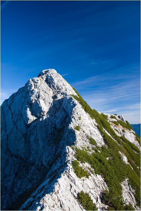 Foto: Rafael Soutschek / Wander Tour / Über die Blaueishütte auf den Hochkalter / Aussicht vom Schönen Fleck nordwärts / 17.05.2009 12:41:16
