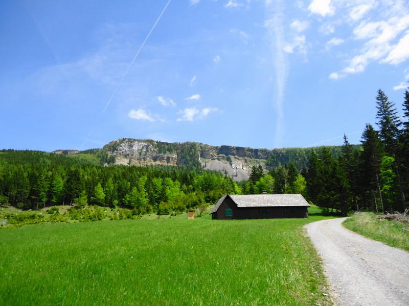 Foto: Günter Siegl / Wander Tour / Reisalpe Hinteralm überschreitung / 29.05.2014 08:58:45