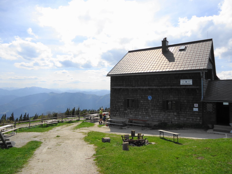 Foto: Günter Siegl / Wander Tour / Reisalpe Hinteralm überschreitung / Reisalpen-Schutzhaus / 29.05.2014 08:58:17