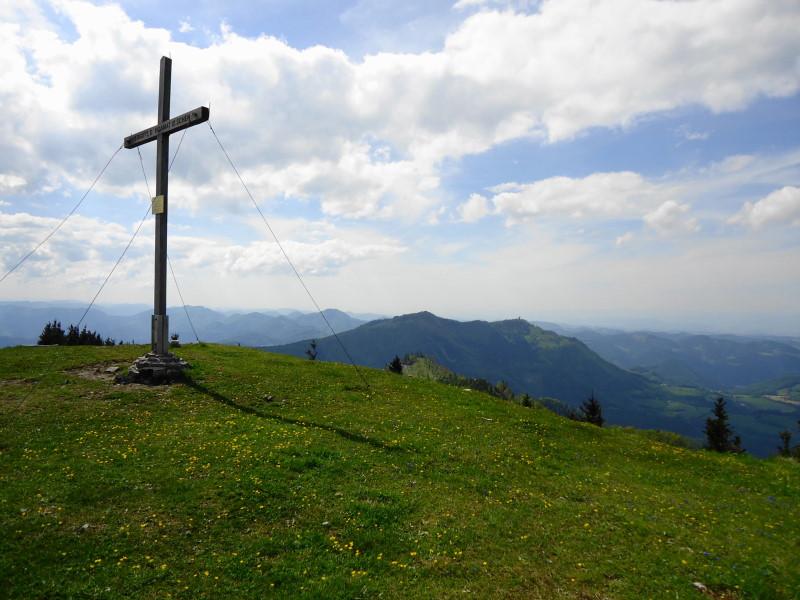 Foto: Günter Siegl / Wander Tour / Reisalpe Hinteralm überschreitung / Reisalpe / 29.05.2014 08:58:00