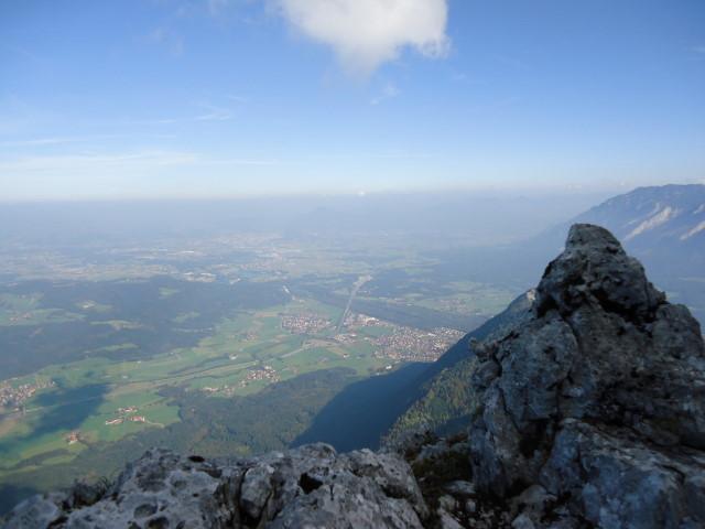 Foto: Günter Siegl / Klettersteig Tour / Pidinger Klettersteig / Salzburg / 07.10.2011 10:50:09