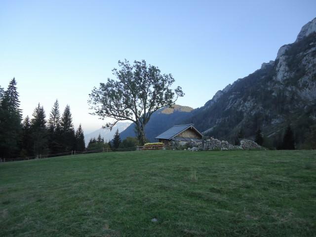 Foto: Günter Siegl / Klettersteig Tour / Pidinger Klettersteig / Kochalm / 07.10.2011 10:44:06