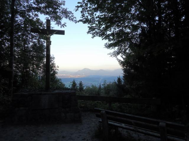 Foto: Günter Siegl / Klettersteig Tour / Pidinger Klettersteig / 07.10.2011 10:41:58