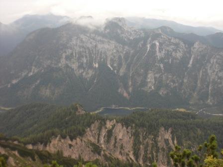 Foto: elandalero / Mountainbike Tour / Dürrnbachhorn (1776m) / leider war as wetter nicht ganz so schön / 07.10.2009 10:34:02