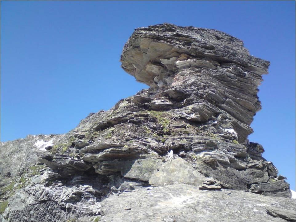 Foto: gumpiand / Wander Tour / Vom Mooserboden auf den Hocheiser / 06.10.2009 21:44:56