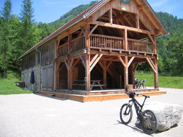 Foto: stras151 / Mountainbike Tour / Reichraming - Brunnbach / Brunnbach / 10.06.2008 22:36:12