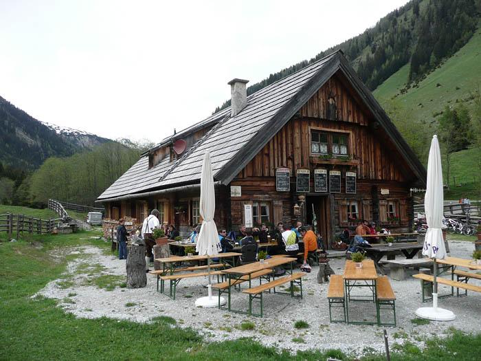 Foto: Lenswork.at / Ch. Streili / Wander Tour / 4 - Seen Wanderung im Lungau / Granglerhütte / 27.05.2008 11:43:26