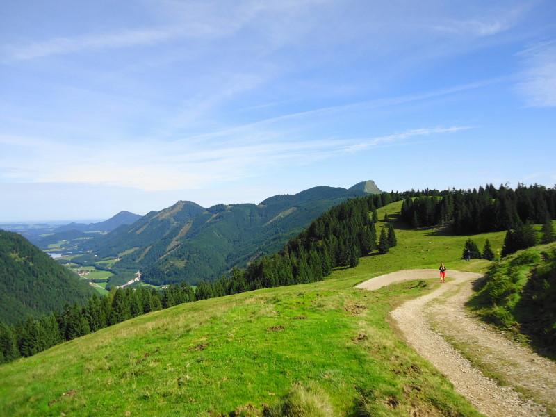 Foto: Günter Siegl / Wander Tour / Über den Nordostgrat auf den Regenspitz / Hintersee / 28.08.2014 19:59:27