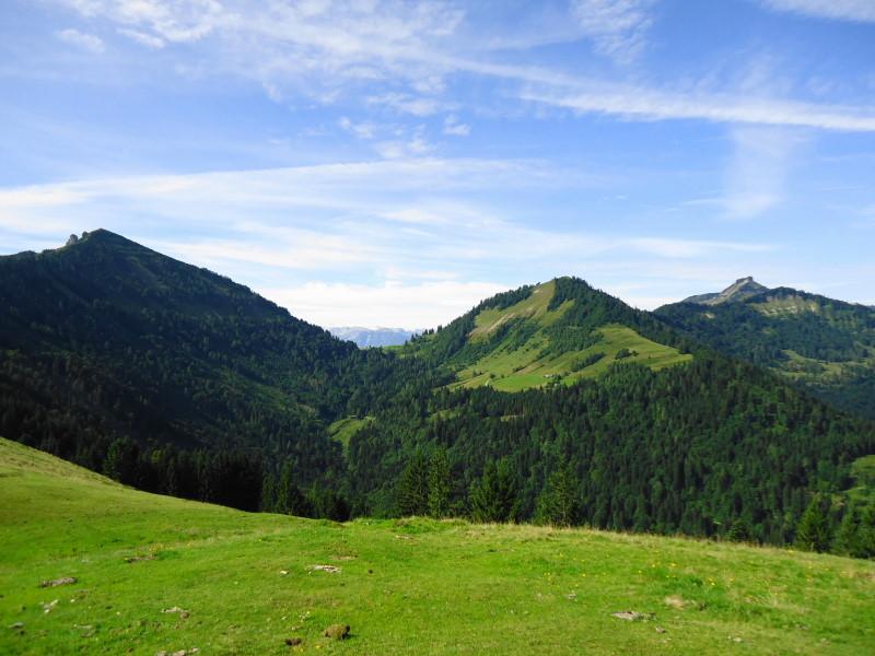Foto: Günter Siegl / Wander Tour / Über den Nordostgrat auf den Regenspitz / Regenspitz, Bergköpfl, Sattelköpfl / 28.08.2014 19:58:48