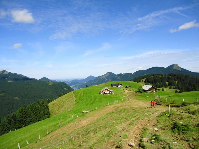 Foto: Günter Siegl / Wander Tour / Über den Nordostgrat auf den Regenspitz / 28.08.2014 19:57:02