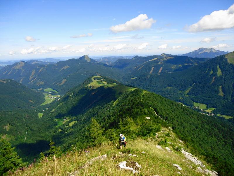 Foto: Günter Siegl / Wander Tour / Über den Nordostgrat auf den Regenspitz / Nordostgrat / 28.08.2014 19:55:29