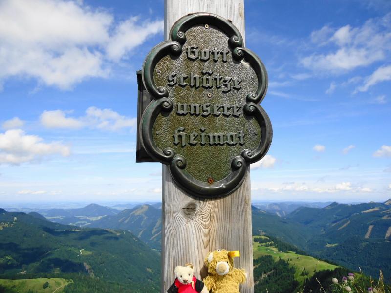 Foto: Günter Siegl / Wander Tour / Über den Nordostgrat auf den Regenspitz / 28.08.2014 19:55:12