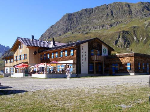 Foto: vince 51 / Wander Tour / Rundtour in der Silvretta / Madlener Haus / 04.11.2007 21:02:47
