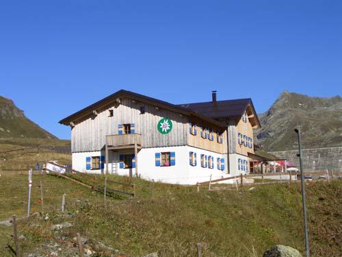 Foto: vince 51 / Wander Tour / Rundtour in der Silvretta / Madlener Haus / 04.11.2007 21:02:33