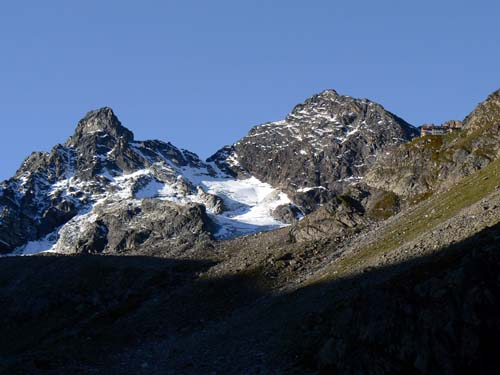 Foto: vince 51 / Wander Tour / Rundtour in der Silvretta / Gross-Litzner und Grosses Seehorn / 04.11.2007 20:59:50