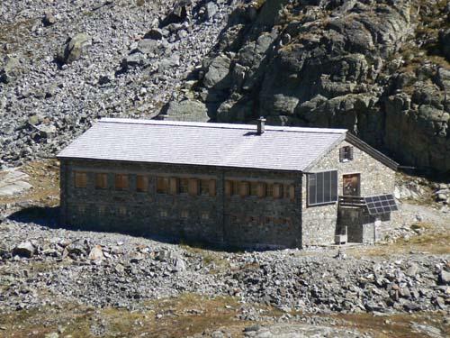 Foto: vince 51 / Wander Tour / Rundtour in der Silvretta / Klostertaler Hütte / 04.11.2007 20:57:29