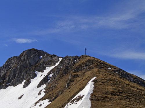 Foto: vince 51 / Wander Tour / Von Forchach auf die Schwarzhanskarspitze / Endspurt / 06.05.2008 23:02:27