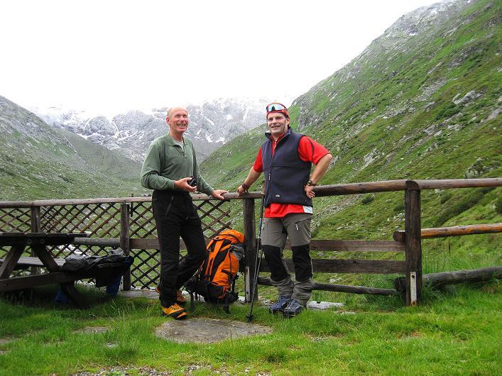 Foto: Andreas Koller / Wandertour / Von der Osnabrückerhütte auf den Preimlspitz (3133 m) / 19.06.2008 17:27:53