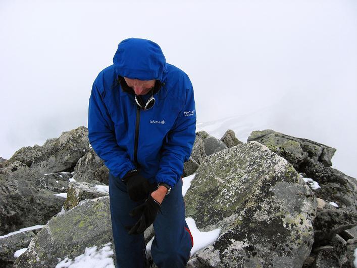 Foto: Andreas Koller / Wander Tour / Von der Osnabrückerhütte auf den Preimlspitz (3133 m) / 19.06.2008 17:28:04