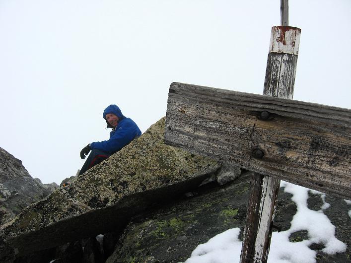 Foto: Andreas Koller / Wander Tour / Von der Osnabrückerhütte auf den Preimlspitz (3133 m) / 19.06.2008 17:28:09