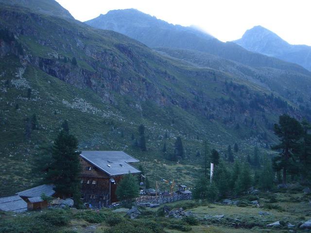 Foto: berglerin / Wandertour / Durch das Debanttal auf den Glödis 3206m / 01.08.2009 14:44:57