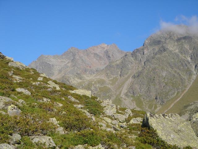 Foto: berglerin / Wander Tour / Durch das Debanttal auf den Glödis 3206m / Hochschober / 01.08.2009 14:44:43