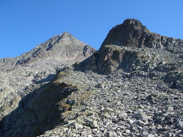 Foto: berglerin / Wandertour / Durch das Debanttal auf den Glödis 3206m / 01.08.2009 14:43:39