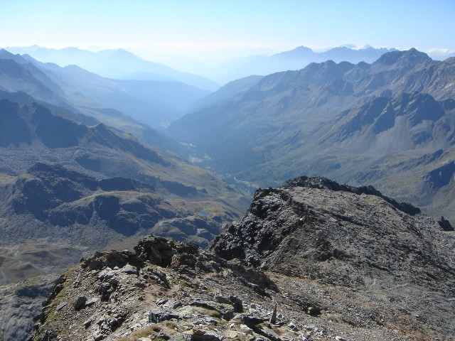 Foto: berglerin / Wandertour / Durch das Debanttal auf den Glödis 3206m / 01.08.2009 14:42:06
