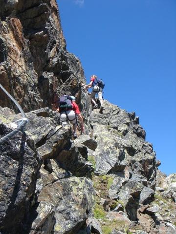 Foto: berglerin / Wander Tour / Durch das Debanttal auf den Glödis 3206m / 01.08.2009 14:41:52