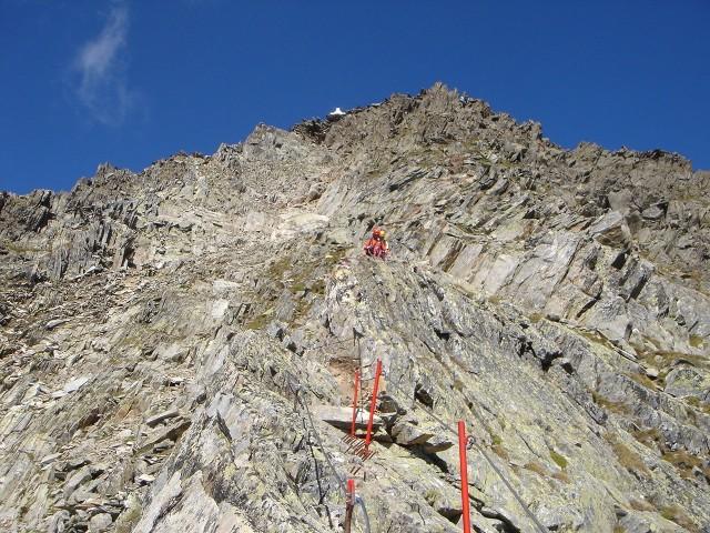 Foto: berglerin / Wandertour / Durch das Debanttal auf den Glödis 3206m / 01.08.2009 14:41:25