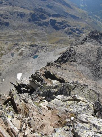 Foto: berglerin / Wandertour / Durch das Debanttal auf den Glödis 3206m / 01.08.2009 14:41:11