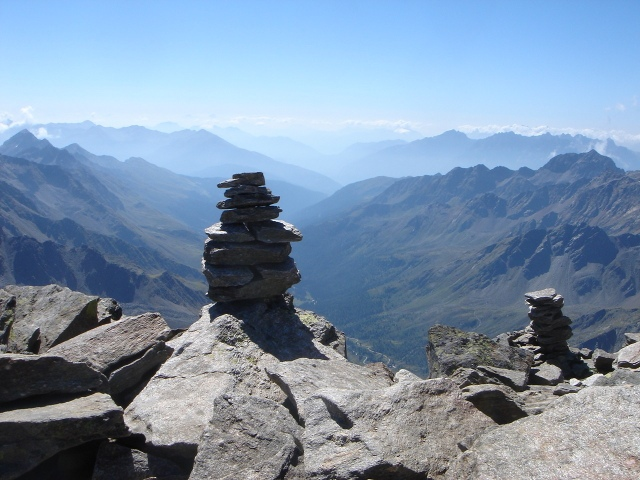 Foto: berglerin / Wandertour / Durch das Debanttal auf den Glödis 3206m / 01.08.2009 14:40:46
