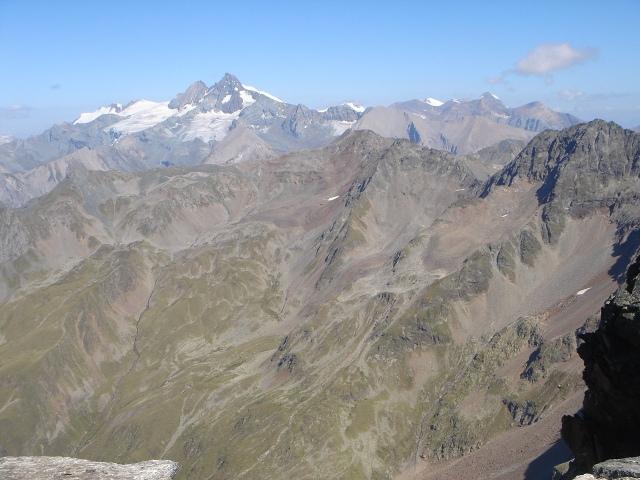 Foto: berglerin / Wandertour / Durch das Debanttal auf den Glödis 3206m / Großglockner / 01.08.2009 14:40:12