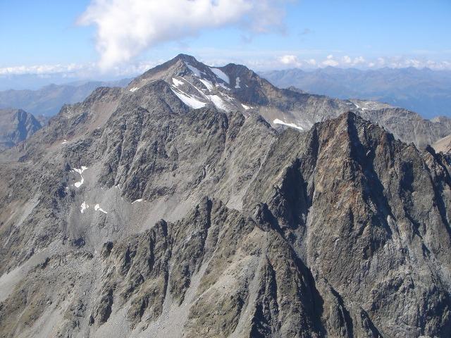 Foto: berglerin / Wandertour / Durch das Debanttal auf den Glödis 3206m / Hochschober / 01.08.2009 14:39:57