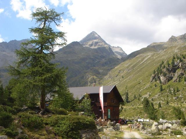 Foto: berglerin / Wandertour / Durch das Debanttal auf den Glödis 3206m / 01.08.2009 14:39:04