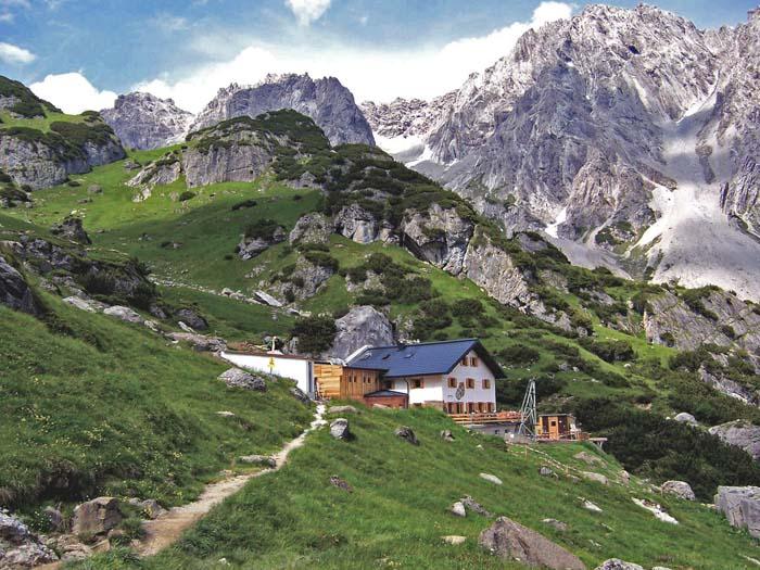 Foto: vince 51 / Wander Tour / Muttekopf / Muttekopfhütte / 17.05.2008 15:38:59