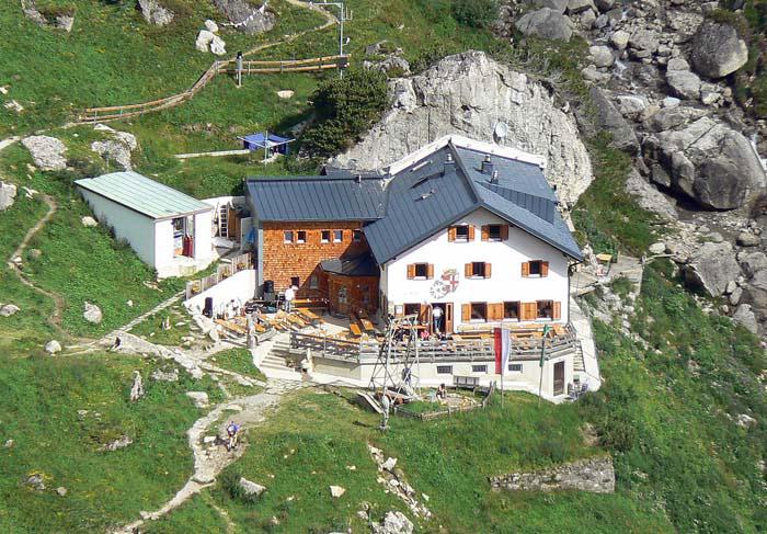 Foto: vince 51 / Wander Tour / Muttekopf / Muttekopfhütte / 17.05.2008 15:38:01