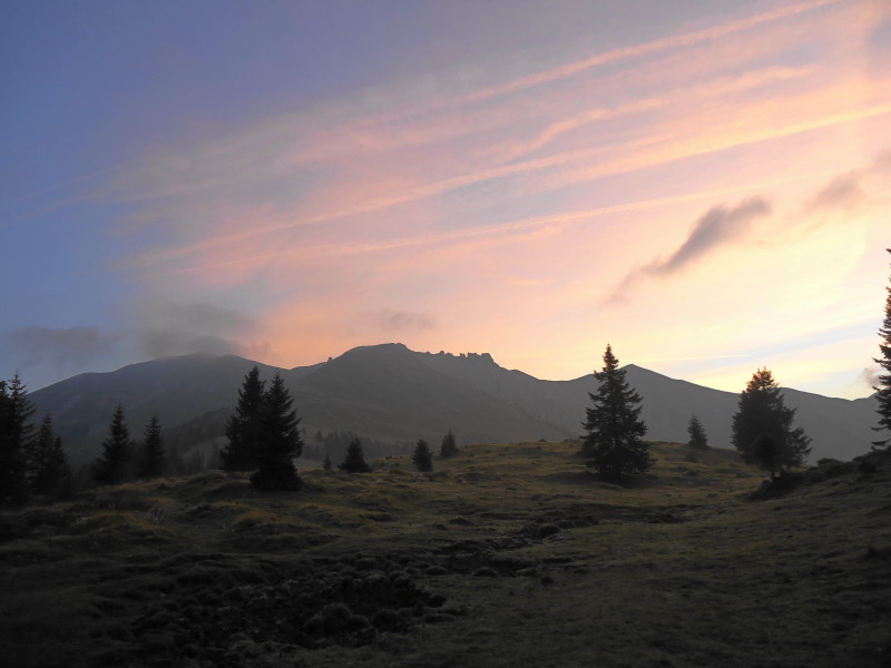 Foto: Günter Siegl / Wander Tour / Latschur / Latschur im Morgenlicht / 18.09.2016 12:52:45