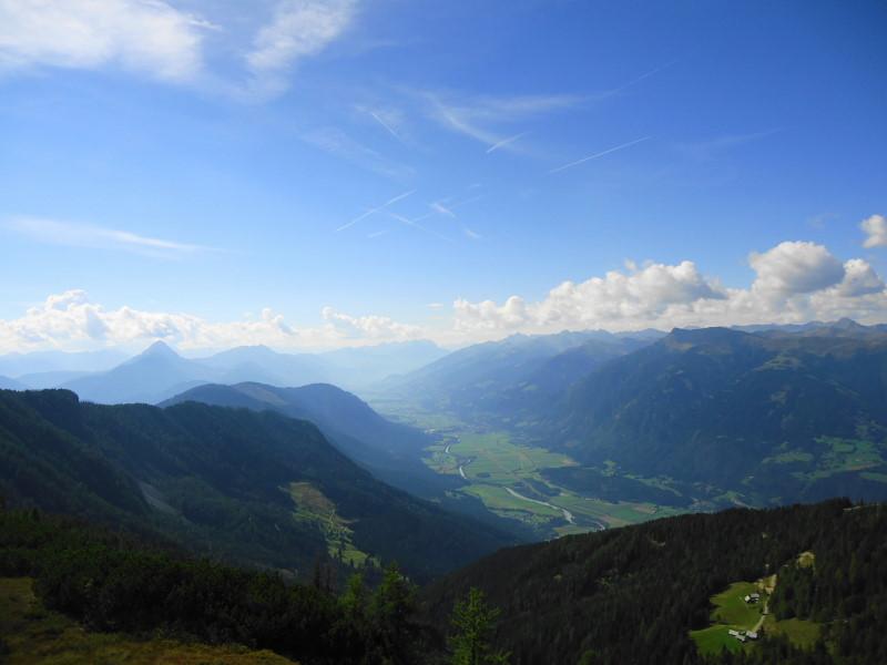 Foto: Günter Siegl / Wander Tour / Latschur / Oberdrautal / 18.09.2016 12:47:40