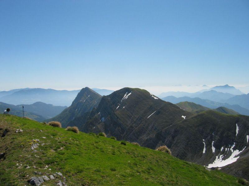 Foto: Gernot Huber / Wander Tour / Latschur / Blick Richtung Staff und Eckwand / 28.01.2011 15:13:49