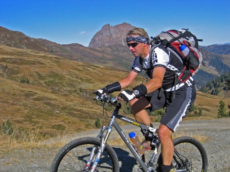 Foto: forstpointler / Mountainbike Tour / Wildkogeltrail / nimmer weit! / 11.09.2009 14:03:02