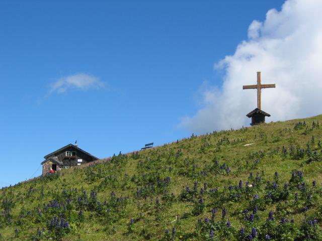 Foto: pepi4813 / Wander Tour / Gamskarkogel / Gamskarkogel und Gasteiner Hütte / 13.08.2009 11:30:05