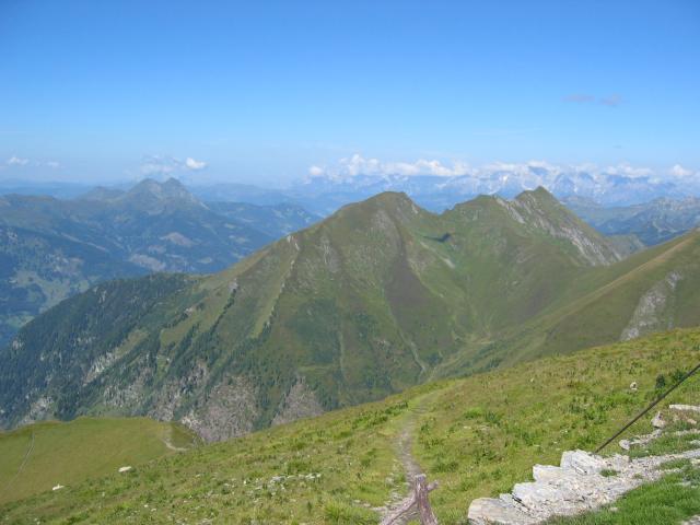 Foto: pepi4813 / Wander Tour / Gamskarkogel / Blick vom Gamskarkogel nach Norden / 13.08.2009 11:24:47
