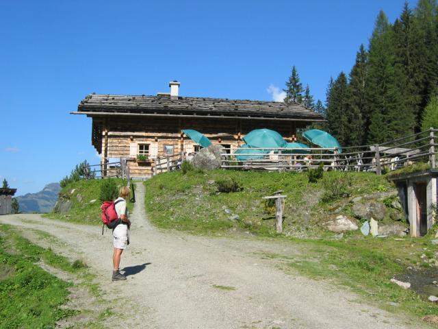 Foto: pepi4813 / Wander Tour / Gamskarkogel / Bachalm / 13.08.2009 11:29:42