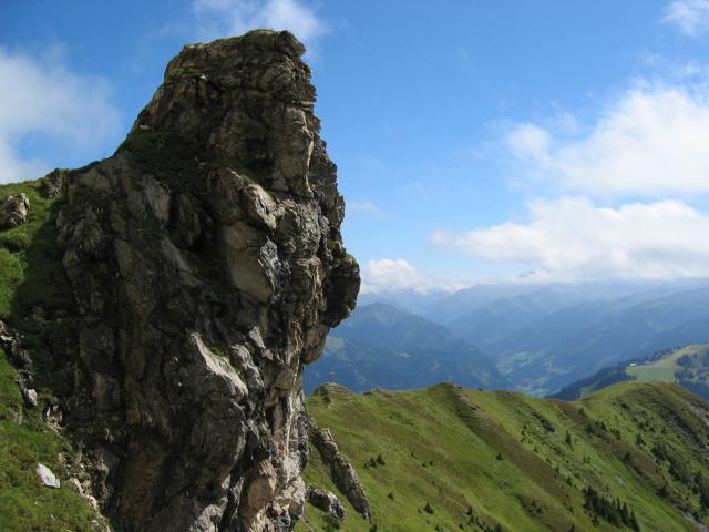 Foto: pepi4813 / Wander Tour / Kreuzkogel - Schuhflicker / Vorgipfel / 13.08.2009 11:10:41
