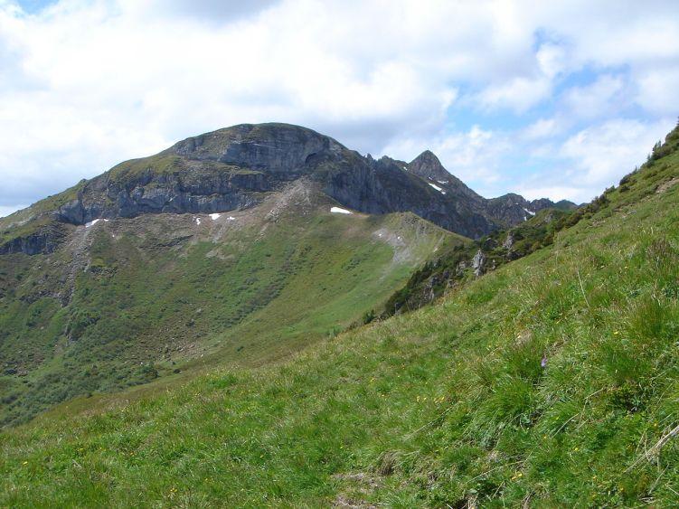 Foto: Manfred Karl / Wander Tour / Höllwand / Austuhl und Schuhflicker / 03.06.2008 15:49:17