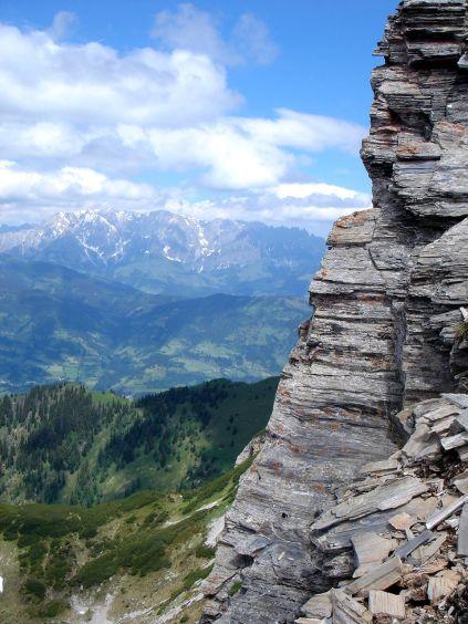 Foto: Manfred Karl / Wander Tour / Höllwand / Tennengebirge / 03.06.2008 15:09:11