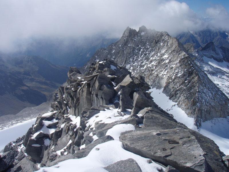 Foto: Grasberger Gerhard / Wander Tour / Von der Edelrauthütte auf den Weißzint / 13.09.2010 15:11:32